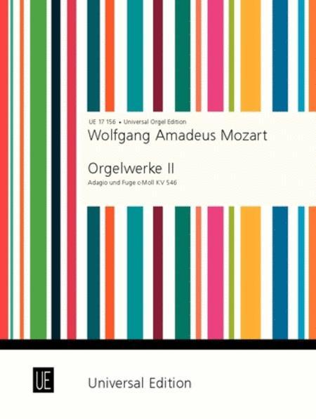 Organ Works, Vol. 2