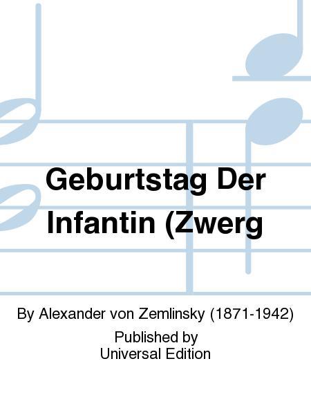 Geburtstag Der Infantin (Zwerg