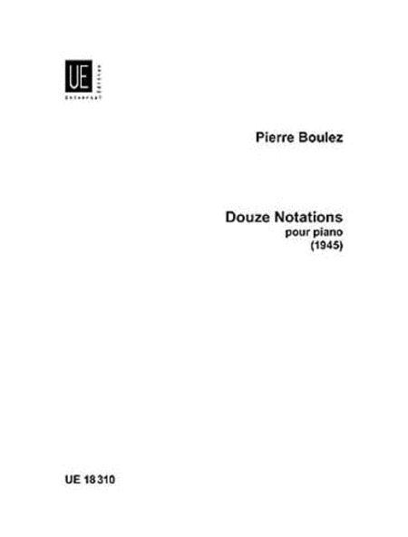 Douze Notations