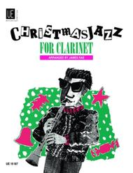 Christmas Jazz For Clarinet