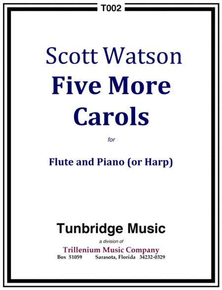 Five More Carols