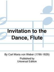 Invitation To the Dance, Flute