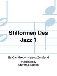 Stilformen Des Jazz 1