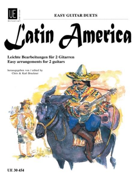 Easy Guitar Duets, Latin Ameri