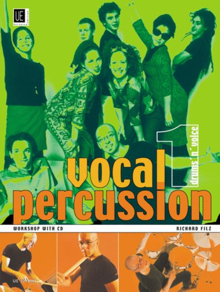 Vocal Percussion 1 (with CD)