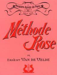 Methode Rose 1Ere Annee (Version Traditionnelle)