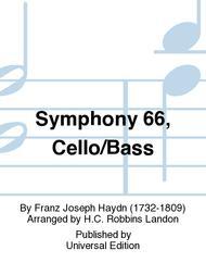 Symphony 66, Cello/Bass