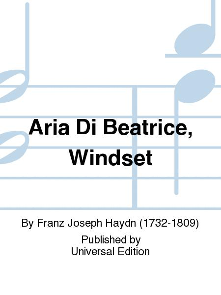 Aria Di Beatrice, Windset