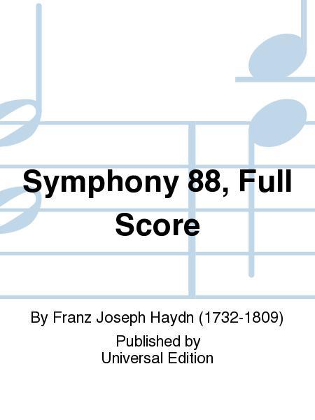 Symphony 88, Full Score