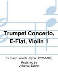 Trumpet Concerto, E-flat, Violin 1