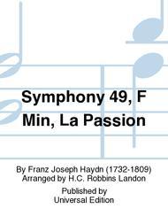 Symphony 49, F Min, La Passion