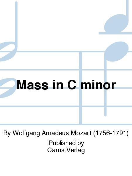 Mass in C Minor, K. 139/47a