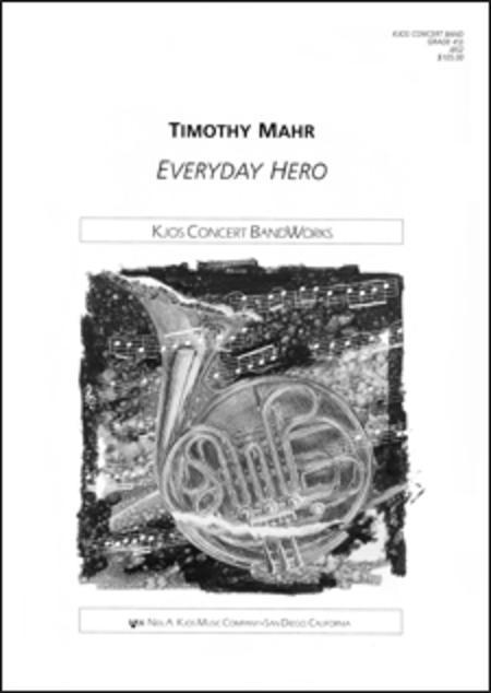 Everyday Hero - Score