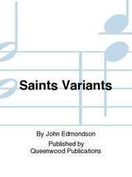Saints Variants