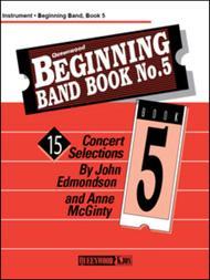 Beginning Band Book No. 5 - Bells