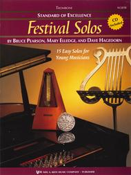 Standard of Excellence: Festival Solos - Trombone