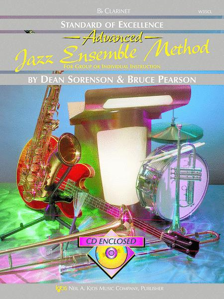 Standard of Excellence Advanced Jazz Ensemble Book 2, Clarinet