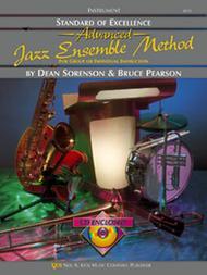 Standard of Excellence Advanced Jazz Ensemble Book 2, 3rd Trombone