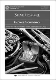 Falcon Flight March-Score