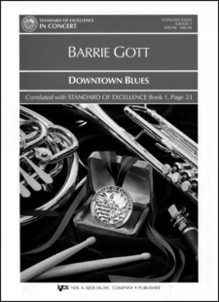 Downtown Blues-Score