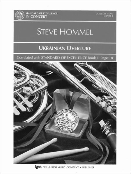 Ukrainian Overture-Score
