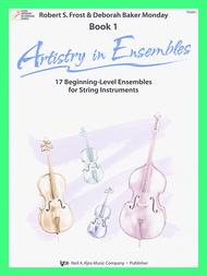 Artistry In Ensembles, Book 1 - Violin