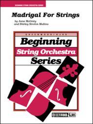 Madrigal For Strings