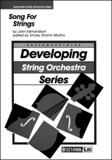 Song For Strings - Score