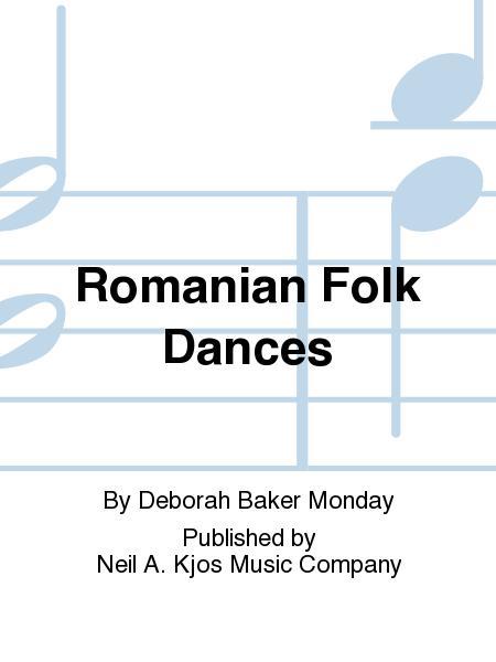 Romanian Folk Dances