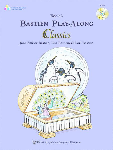 Bastien Play-Along Classics, Book 2