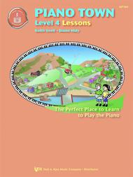 Piano Town, Lessons - Level 4