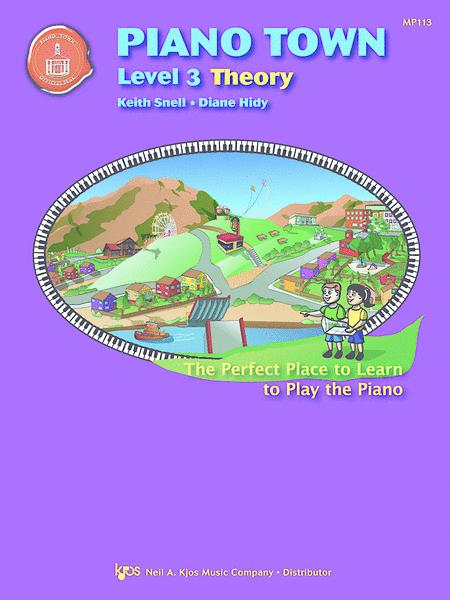 Piano Town, Theory - Level 3