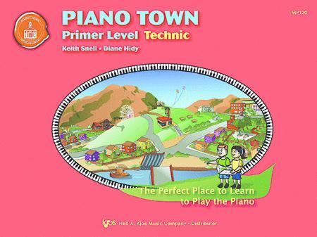 Piano Town, Technic - Primer