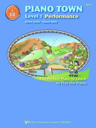 Piano Town, Performance - Level 1