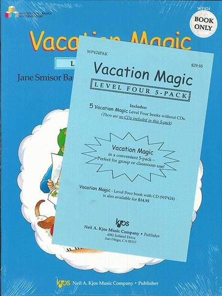 Vacation Magic - Level 4 (5-Pack)