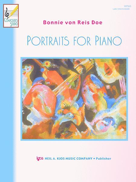 Portraits For Piano
