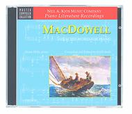 MacDowell: Selected Works for Piano (CD)