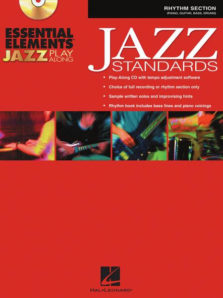 Essential Elements Jazz Play-Along - Jazz Standards (Rhythm Section)