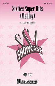 Sixties Super Hits (Medley) - ShowTrax CD