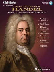 HANDEL Six Sonatas for Flute and Piano