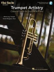 Trumpet Artistry: Classical Solos for Trumpet & Piano