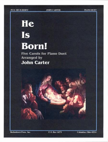 He Is Born!