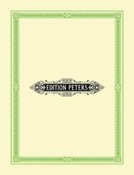 Sonata for Clarinet Solo