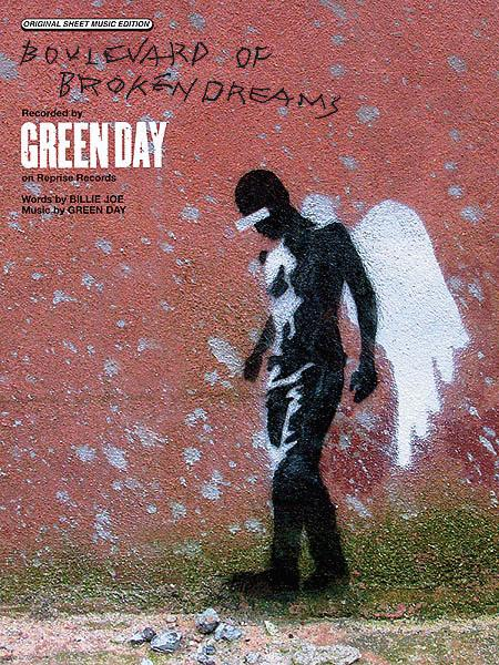 Boulevard Of Broken Dreams Sheet Music By Green Day - Sheet Music Plus