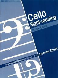 Cello Sight-reading Book 1