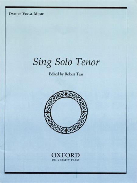 Sing Solo Tenor