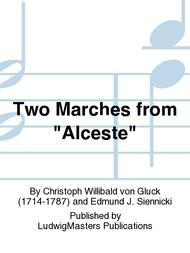 Two Marches from