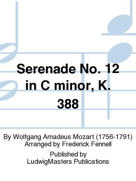 Serenade No. 12 in C minor, K. 388
