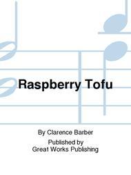 Raspberry Tofu
