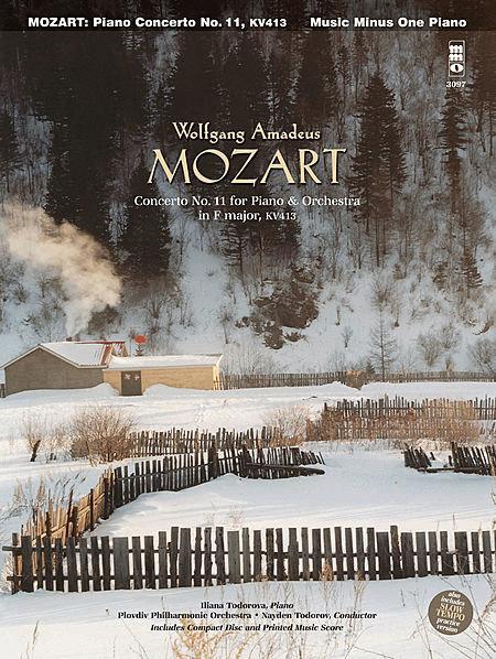 Concerto No. 11 For Piano & Orchestra In F Major KV413